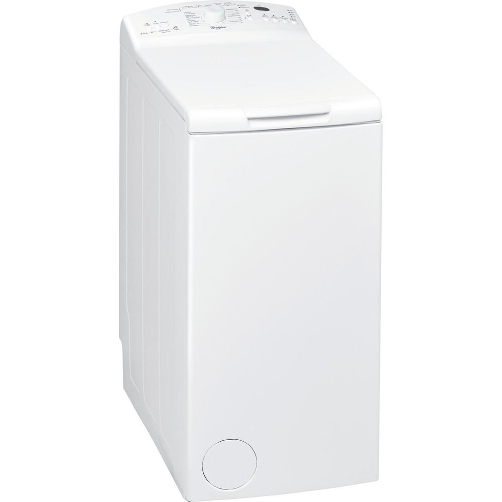 Lavadora carga superior de libre instalación Whirlpool: 6.5kg - AWE 9633