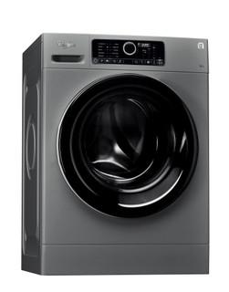 Whirlpool freestanding front loading washing machine: 8kg - FSCR80214