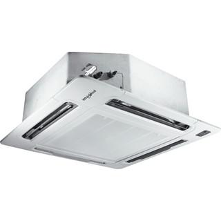 Whirlpool Air Conditioner AMD 386 Μη Διαθέσιμο Inverter Λευκό Perspective