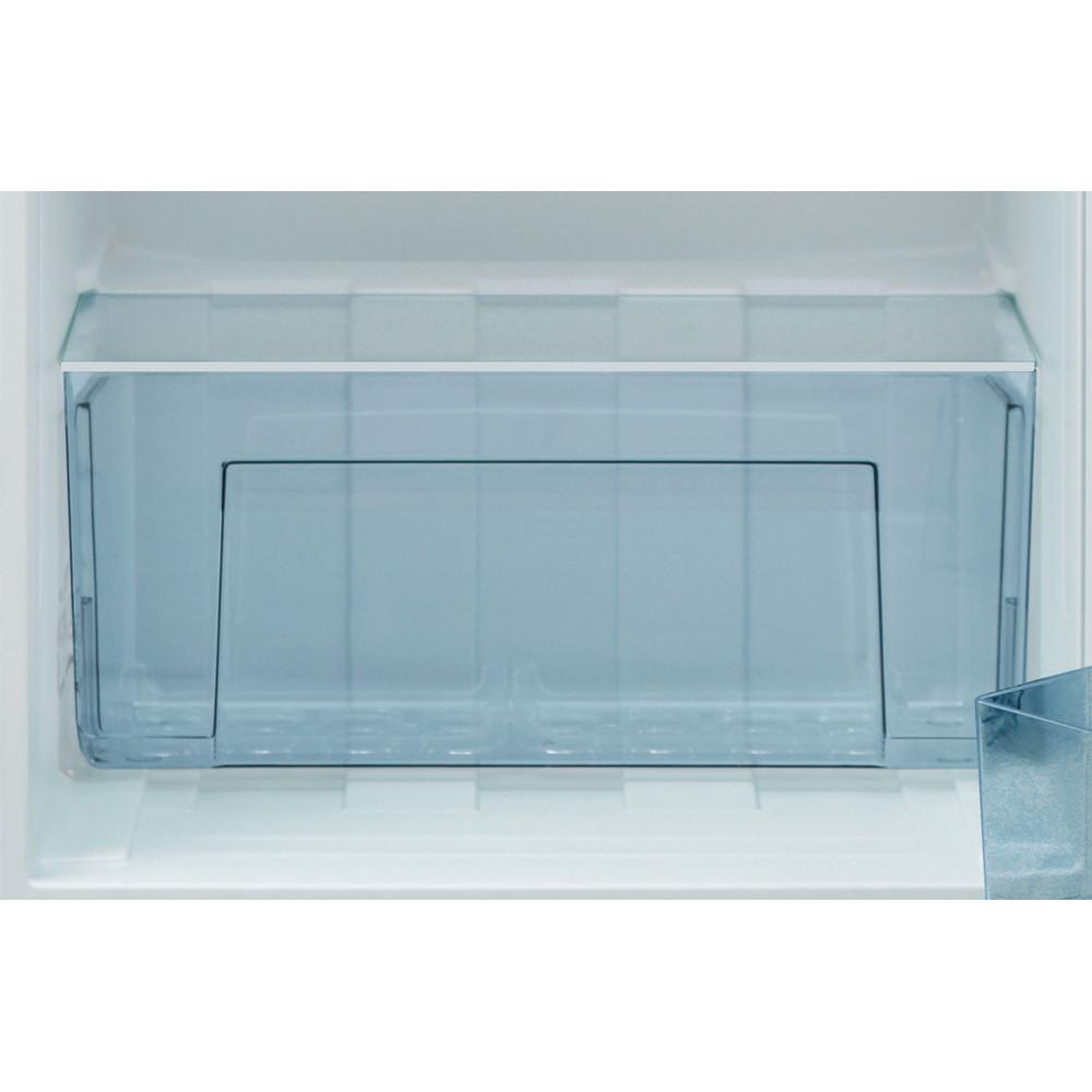 Indesit Kühlschrank Freistehend I55RM 1120 W CH Weiss Drawer