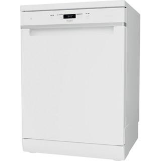 Whirlpool Supreme Clean WFC 3C33 PF UK Dishwasher - White