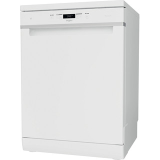 Whirlpool Dishwasher Free-standing WFC 3C33 PF UK Free-standing A++ Perspective