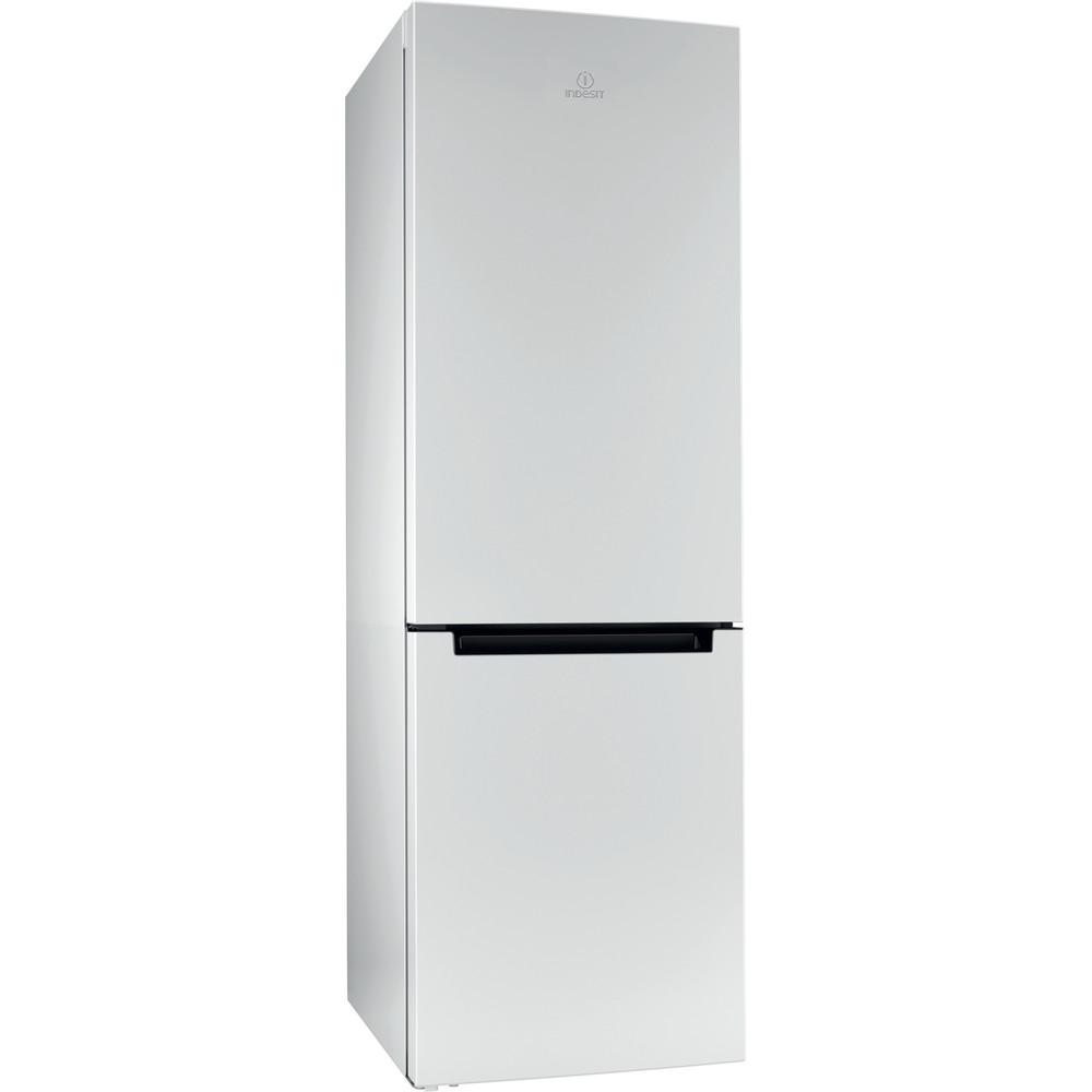 Indesit Холодильник з нижньою морозильною камерою. Соло DF 4181 W Білий 2 двері Perspective