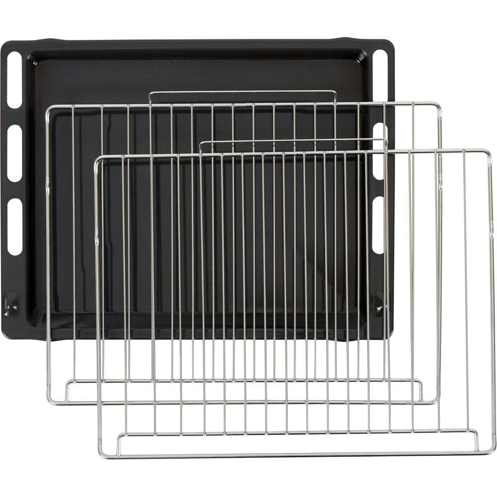 Indesit Oven Ingebouwd IFW 3844 P IX Elektrisch A+ Accessory