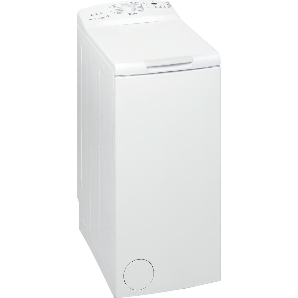 Whirlpool toppmatad tvättmaskin: 5 kg - AWE 7530