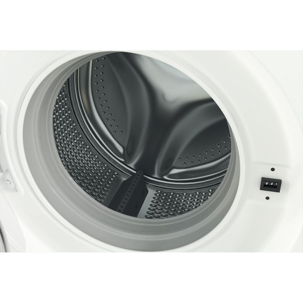 Indesit Wasmachine Vrijstaand MTWSA 61252 W EE Wit Voorlader F Drum