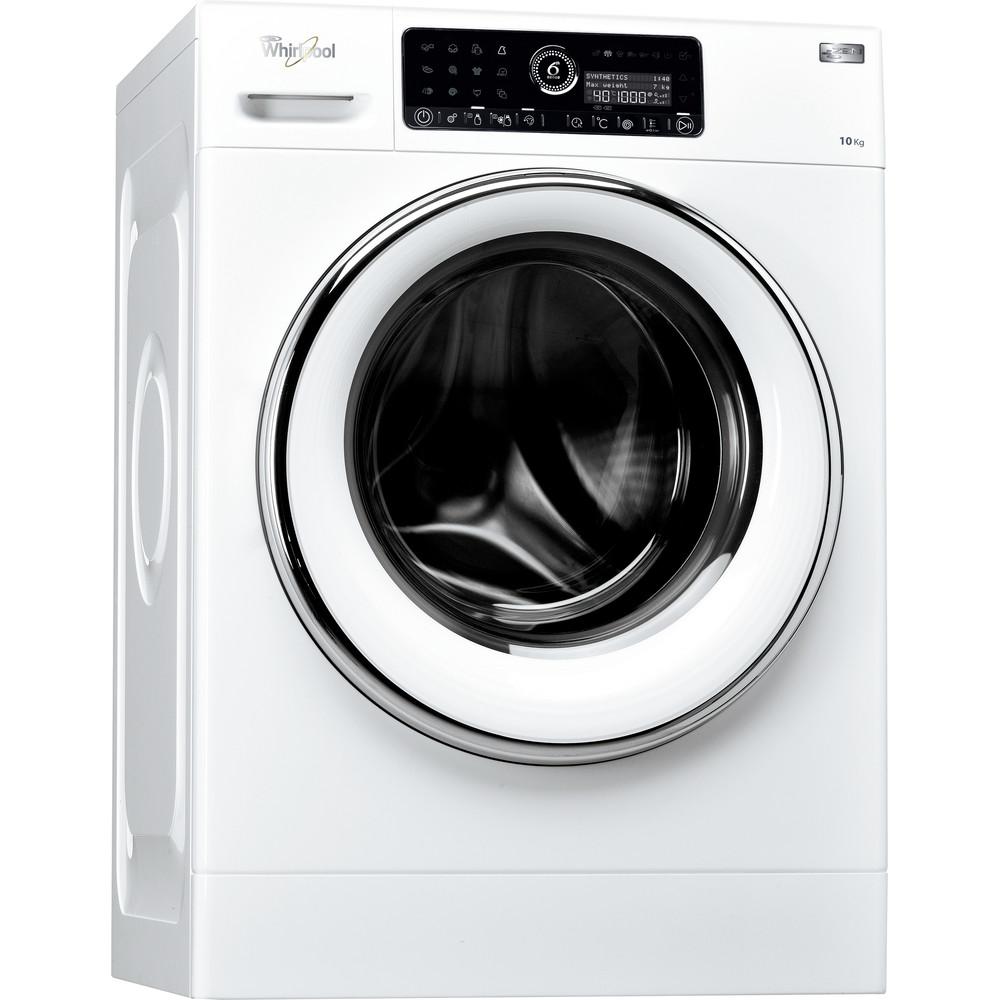 Whirlpool frontmatad tvättmaskin: 10 kg - FSCR 10440
