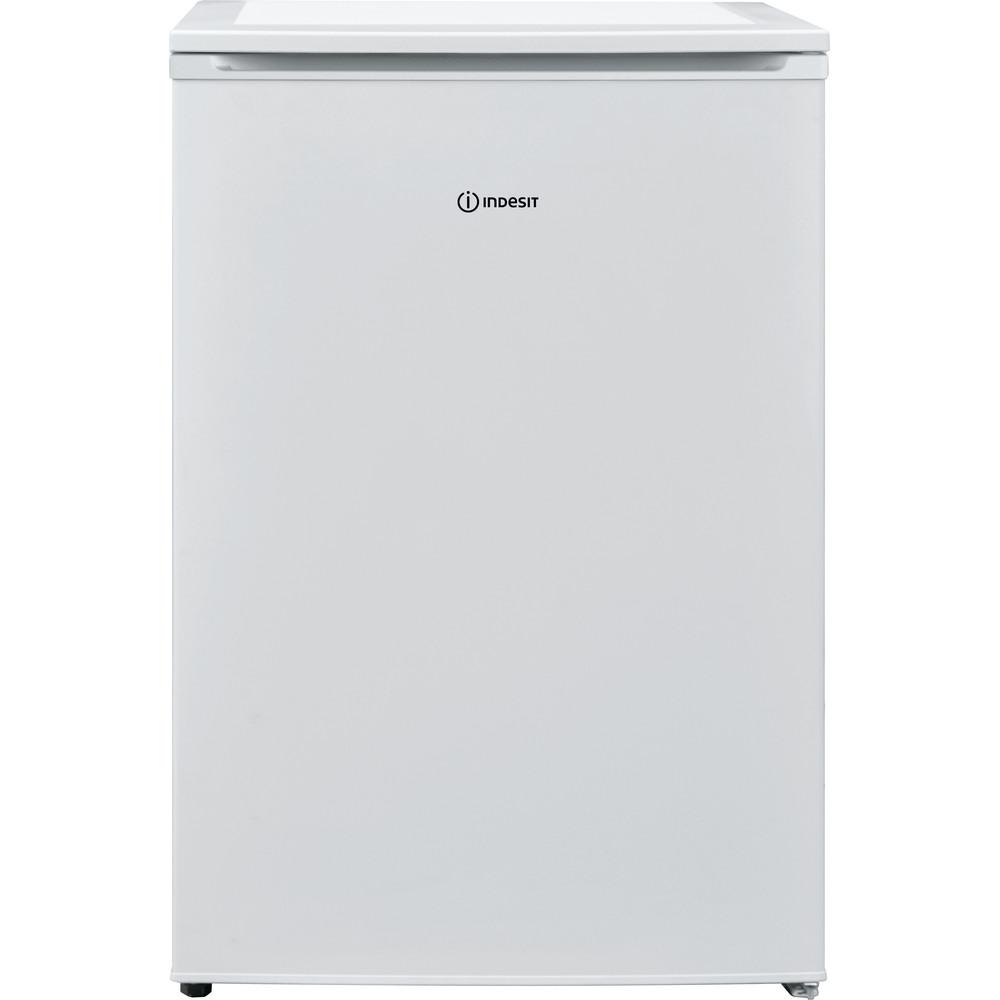 Indesit Kühlschrank Freistehend I55RM 1120 W Weiß Frontal
