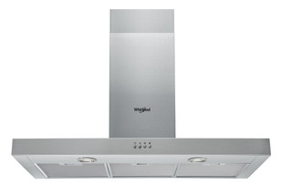 Whirlpool wall mounted cooker hood - AKR 559/3 IX