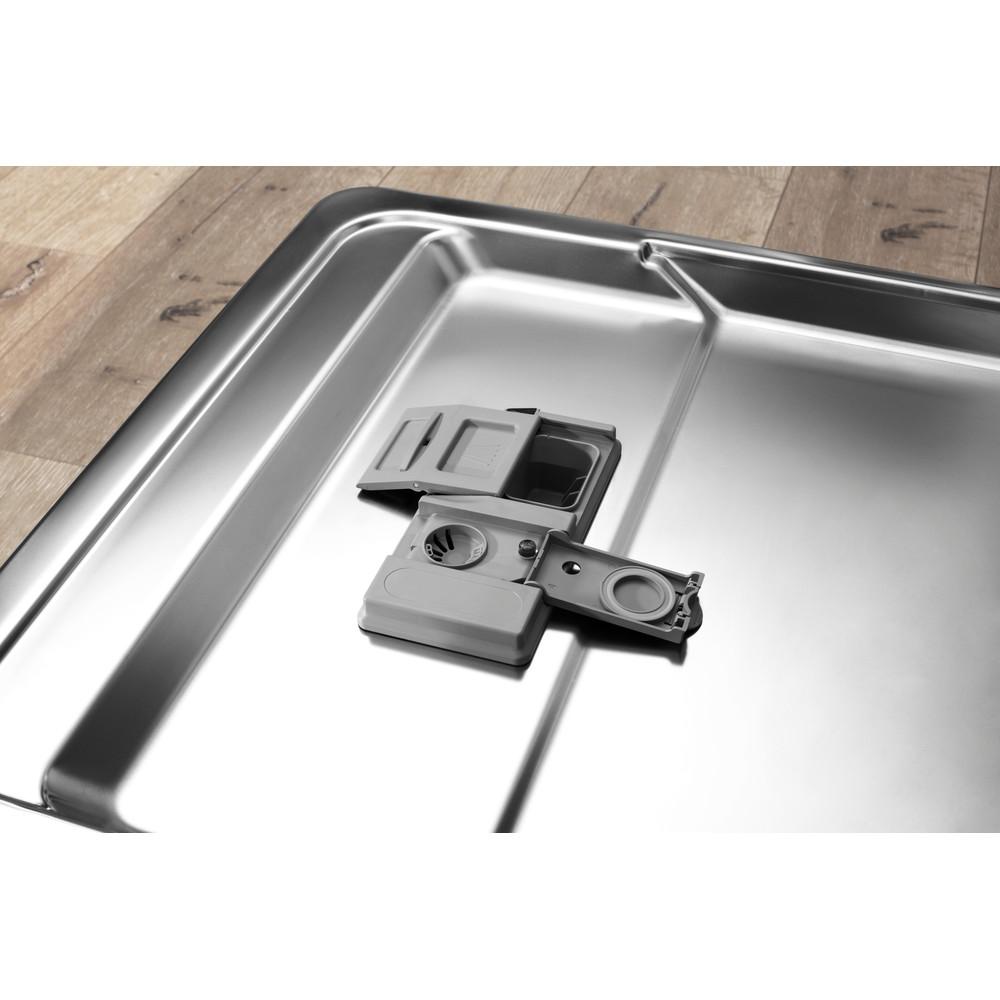 Indesit Dishwasher Free-standing DFC 2C24 UK Free-standing E Drawer