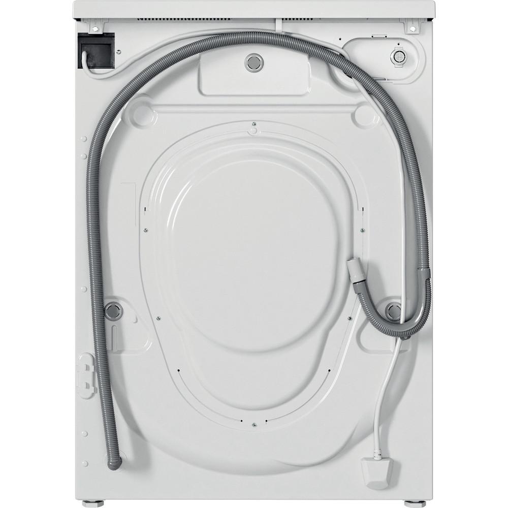 Indesit Lavabiancheria A libera installazione EWE 81283 W IT N Bianco Carica frontale D Back / Lateral
