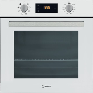 Indesit OVEN Built-in IFW 6340 WH UK Electric A Frontal