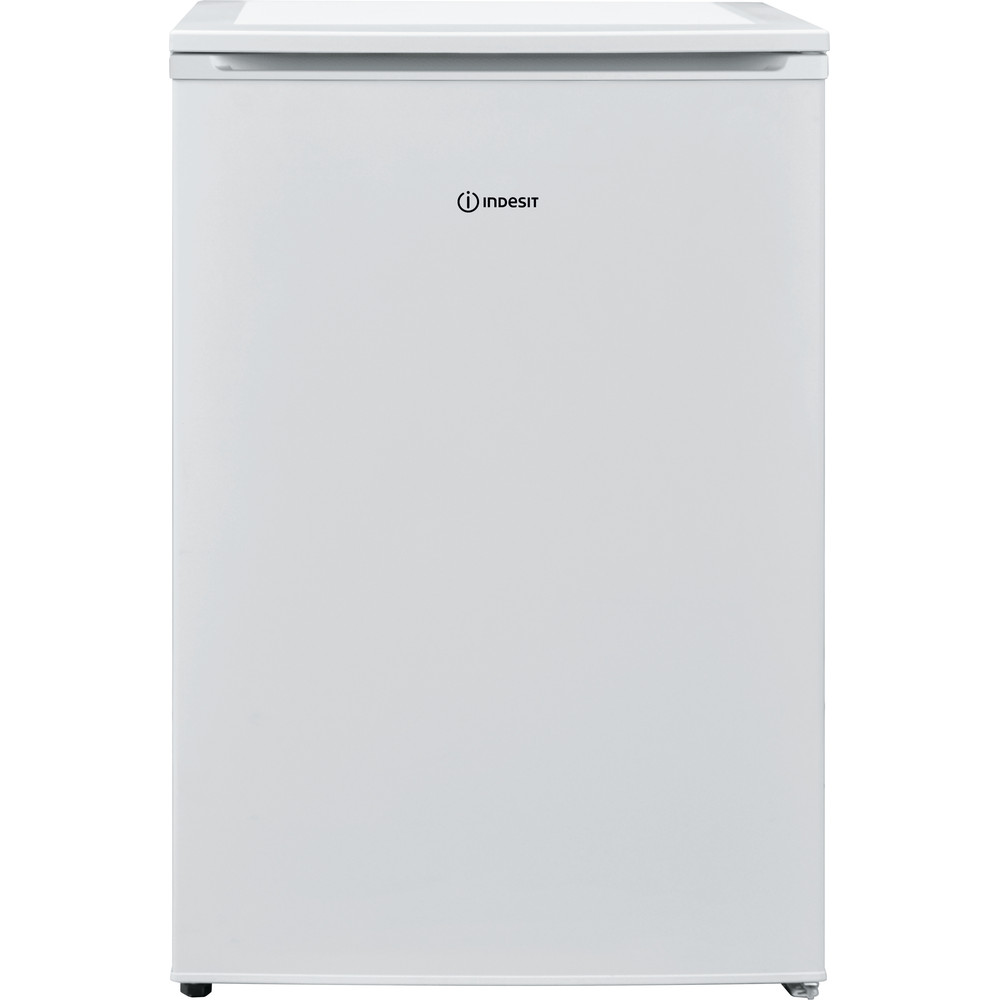 Indesit Refrigerator Free-standing I55RM 1110 W 1 White Frontal
