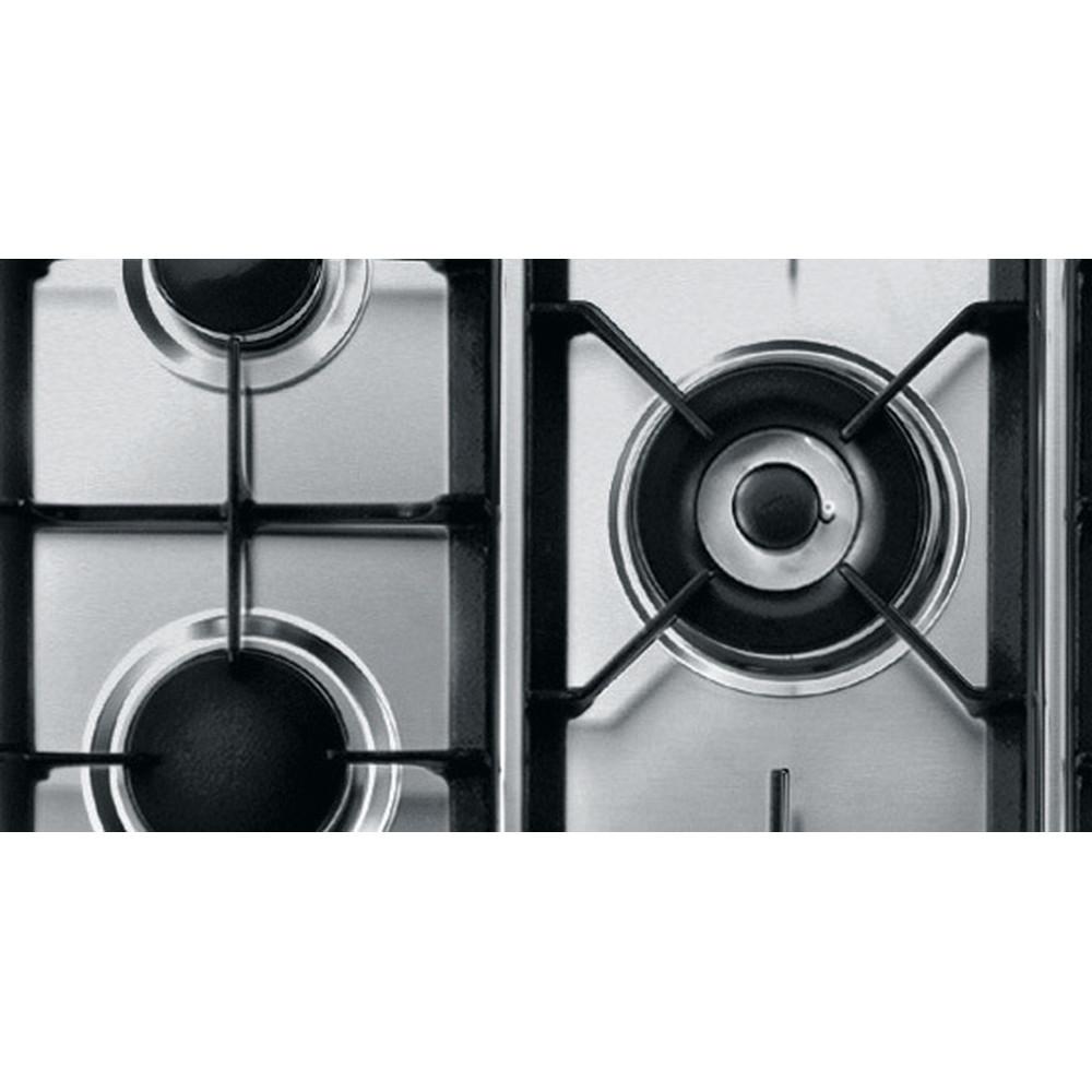 Indesit Piano cottura PIM 950 AST (GH) EX Inox GAS Heating_Element