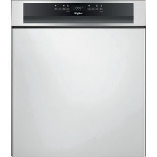 Whirlpool Πλυντήριο πιάτων Εντοιχιζόμενο WBO 3O33 PL X Half-integrated A+++ Frontal