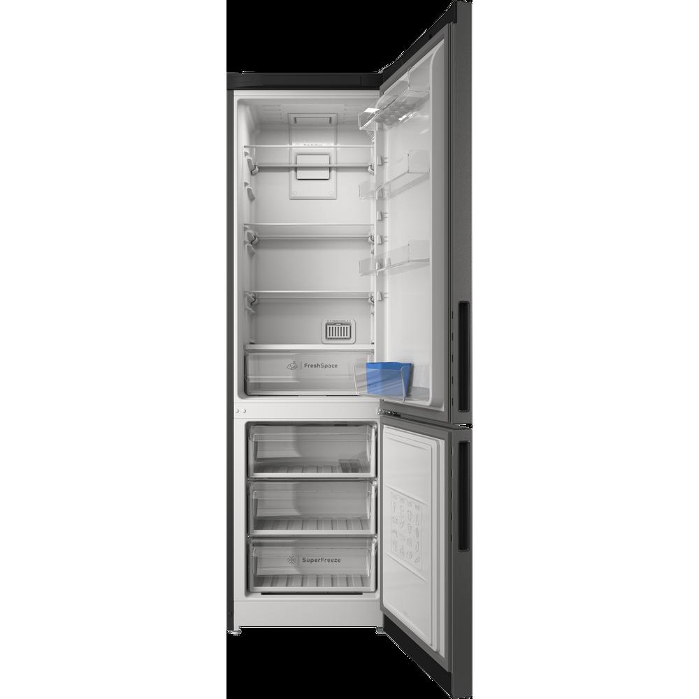 Indesit Холодильник с морозильной камерой Отдельностоящий ITR 5200 S Серебристый 2 doors Frontal open