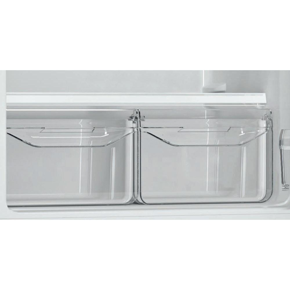 Indesit Холодильник с морозильной камерой Отдельностоящий DS 320 W Белый 2 doors Drawer