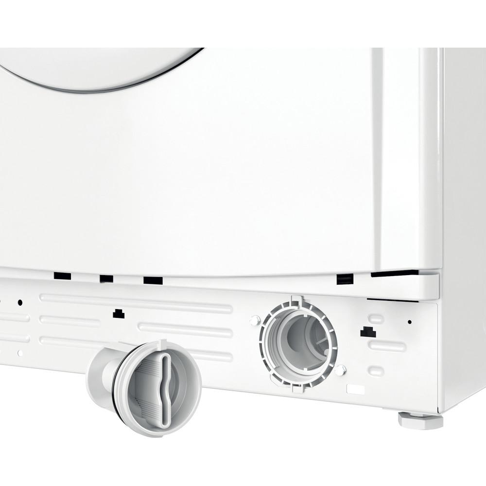 Indesit Lavabiancheria A libera installazione EWC 71052 W IT N Bianco Carica frontale E Filter