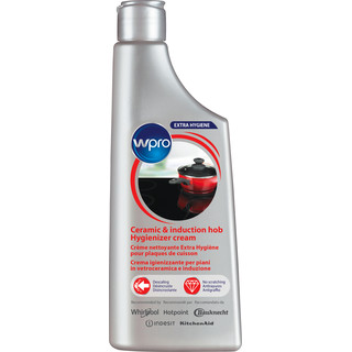 Crema igienizzante per piani   in vetroceramica e induzione • 250 ml