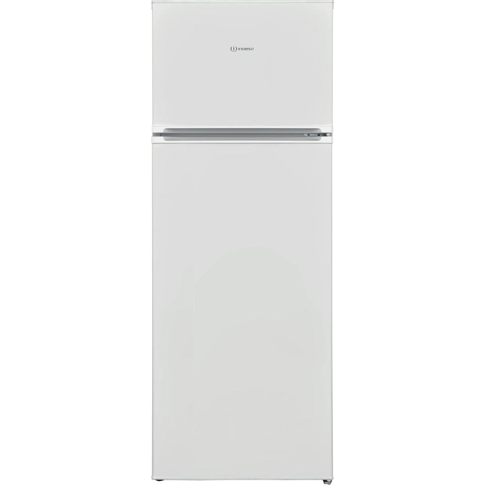 Indesit Kombinētais ledusskapis/saldētava Brīvi stāvošs I55TM 4110 W 1 Balts 2 doors Frontal