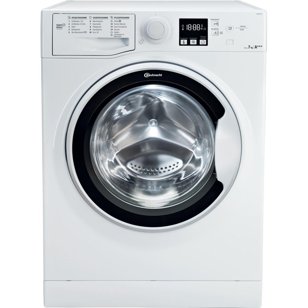 Bauknecht Waschmaschine Standgerät WA Soft 7F41 Weiss Frontlader A+++ Frontal