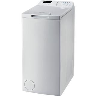 Indesit freistehende Toplader-Waschmaschine: 7kg
