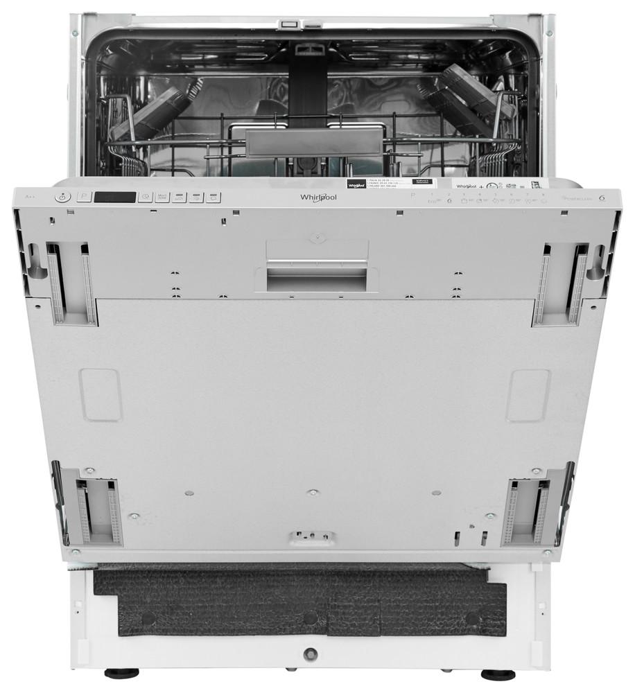 Whirlpool Astianpesukone Kalusteisiin sijoitettava WIC 3C24 PS E Full-integrated A++ Frontal