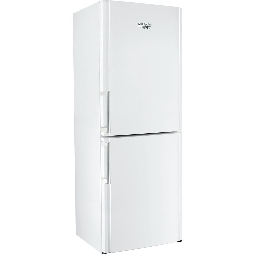 Hotpoint_Ariston Combinație frigider-congelator Neincorporabil ENBLH 19211 FW Alb 2 doors Perspective