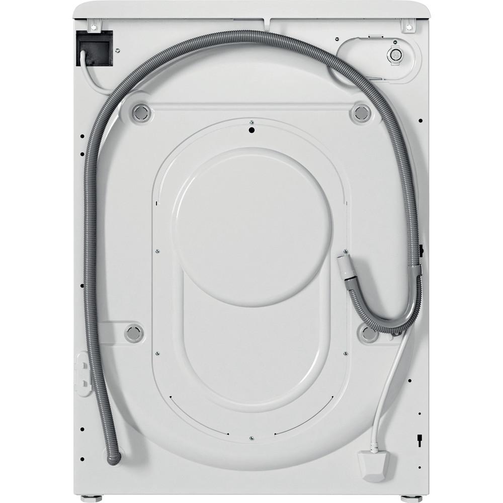 Indesit Pračka se sušičkou Volně stojící BDA 761483X W EE N Bílá Front loader Back / Lateral