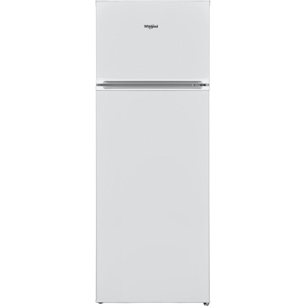 Whirlpool W55TM 4110 W UK Fridge Freezer 213L - White