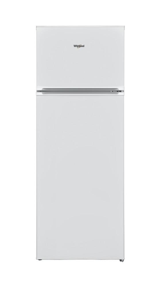 Whirlpool Fridge-Freezer Combination Free-standing W55TM 4110 W UK White 2 doors Frontal