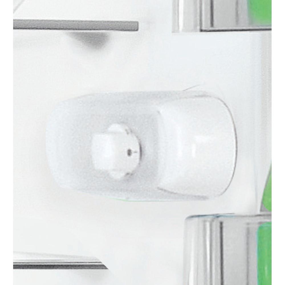 Indesit Kombinovaná chladnička s mrazničkou Voľne stojace LR6 S2 W Biela 2 doors Lifestyle control panel