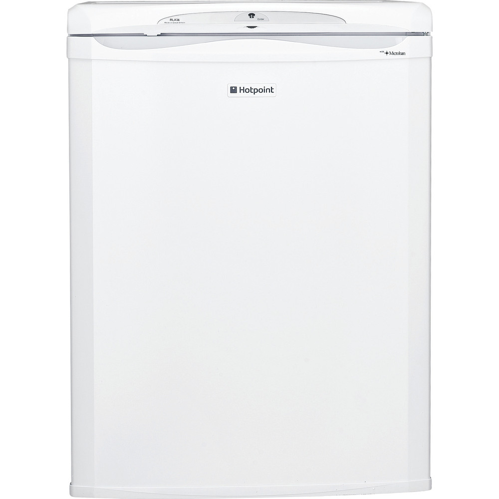 Hotpoint Refrigerator Free-standing RLA36P Global white Frontal