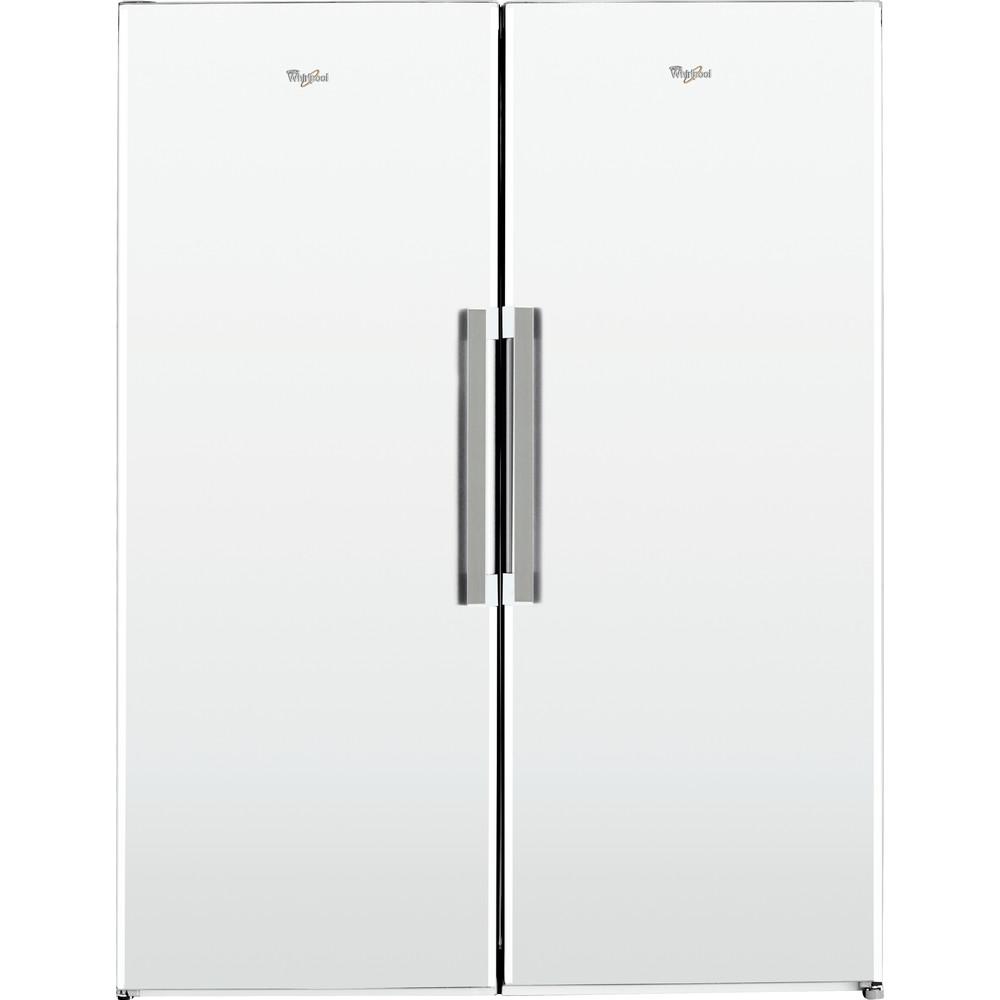 Whirlpool kylskåp: färg vit - SW6 A2Q W