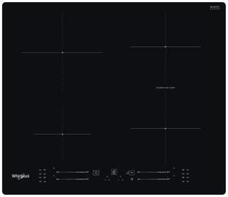 Индукционен стъклокерамичен плот Whirlpool - WB S2560 NE