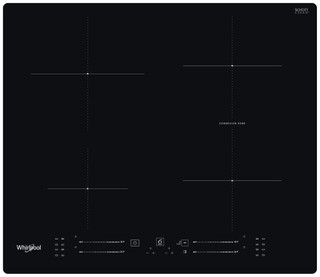 Whirlpool indukcijska steklokeramična kuhalna plošča - WB S2560 NE