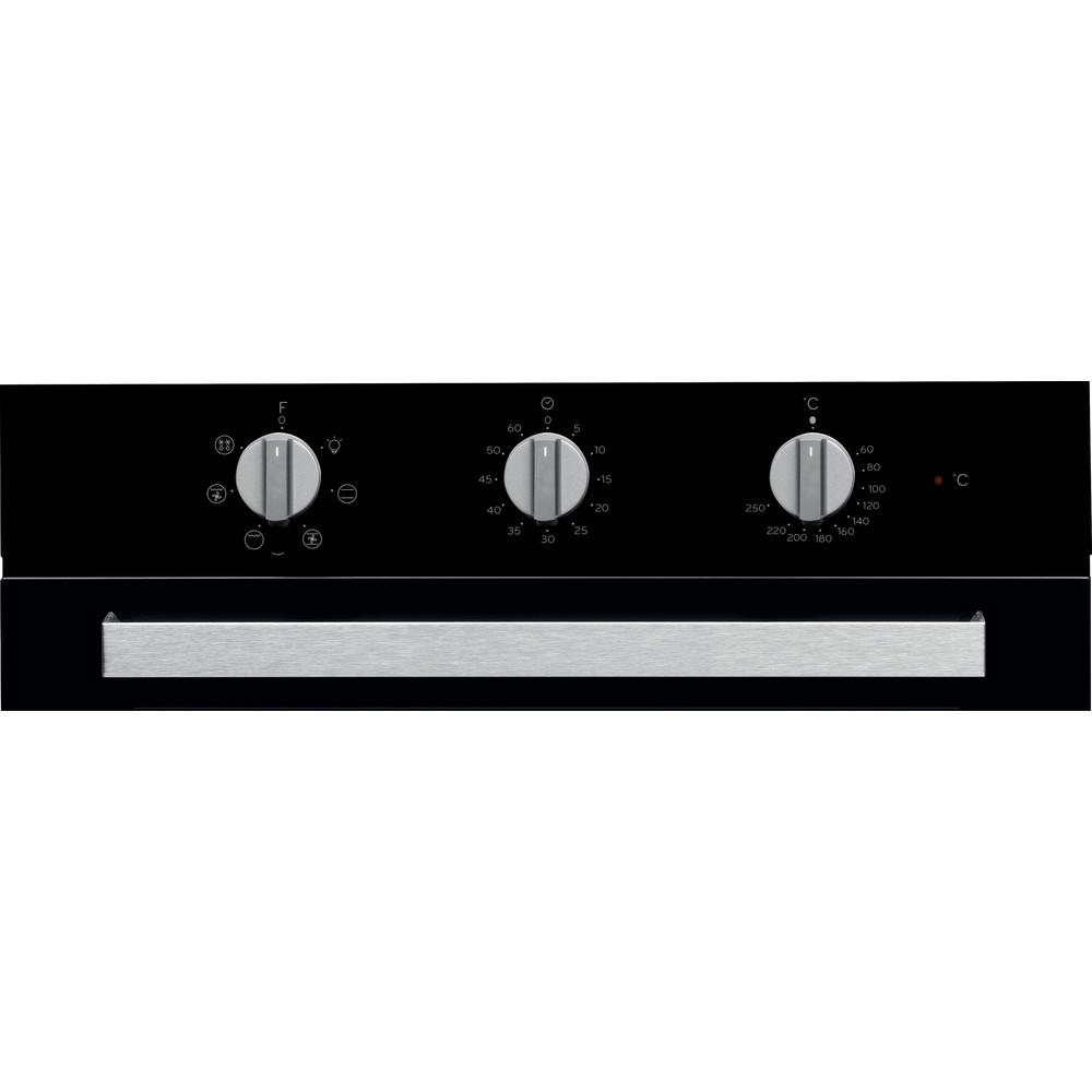 Indesit Духовой шкаф Встроенная IFW 6530 BL Электрическая A Control panel