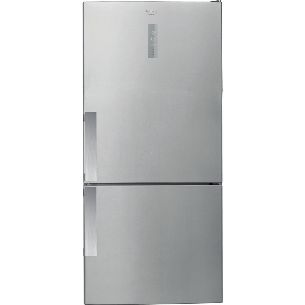Hotpoint_Ariston Combinazione Frigorifero/Congelatore Libera installazione HA84BE 72 XO3 Inox 2 porte Frontal