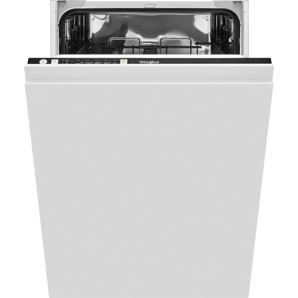 Whirlpool integrert oppvaskmaskin 45 cm - WSIE 2B19 C