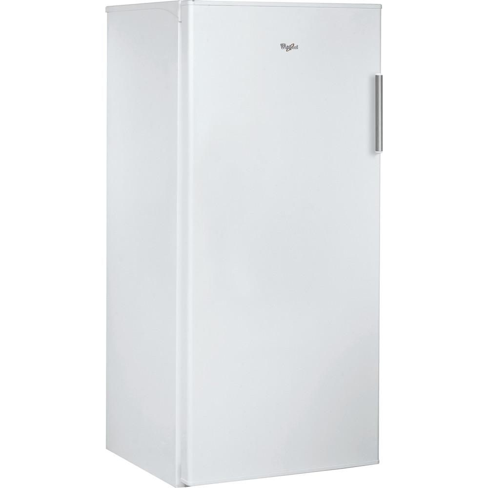 Congelador vertical de libre instalación Whirlpool: color blanco - WVE1410 A+W