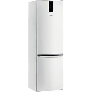 Whirlpool Συνδυασμός ψυγείου/καταψύκτη Ελεύθερο W7 931T W Ολόλευκο 2 doors Perspective