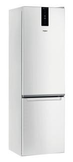 Whirlpool szabadonálló, alulfagyasztós hűtő-fagyasztó: fagymentes - W7 931T W