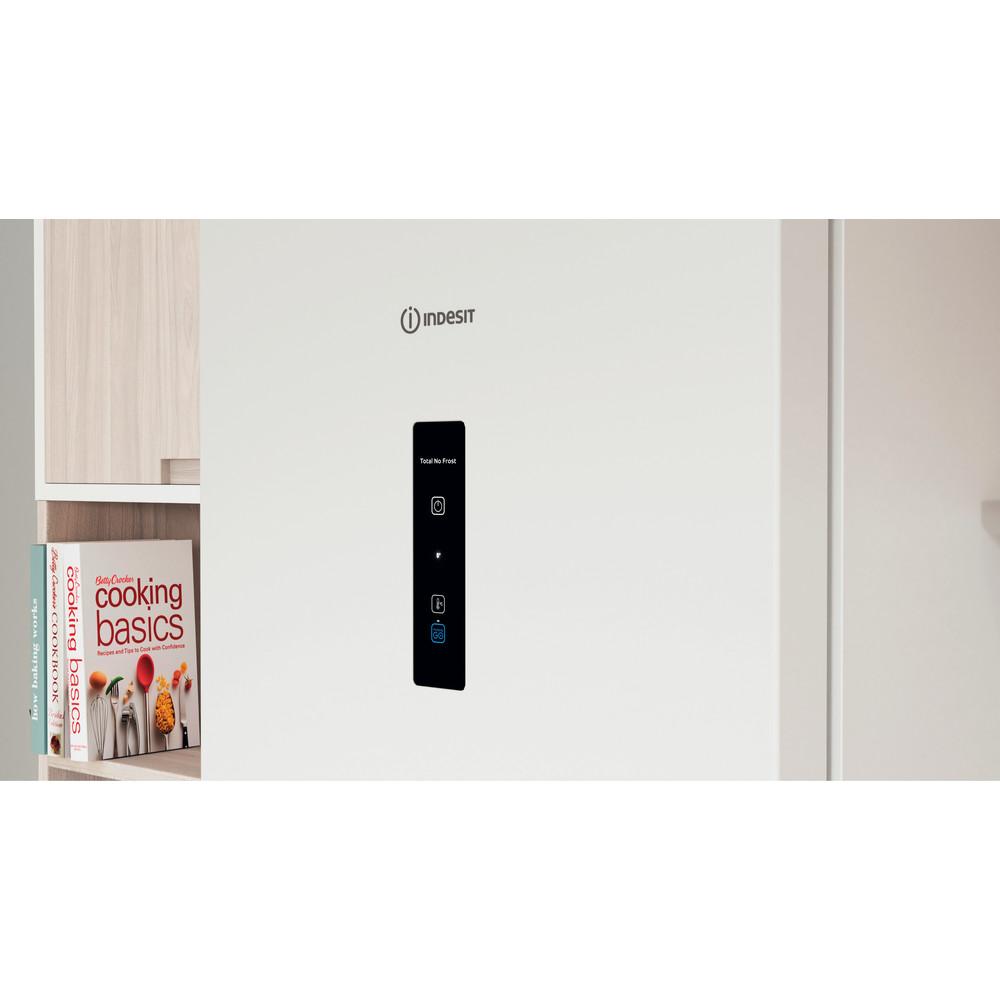 Indesit Холодильник с морозильной камерой Отдельностоящий ITS 5200 W Белый 2 doors Lifestyle control panel