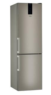 Whirlpool prostostoječ hladilnik z zamrzovalnikom: Brez ledu - W9 931D B H