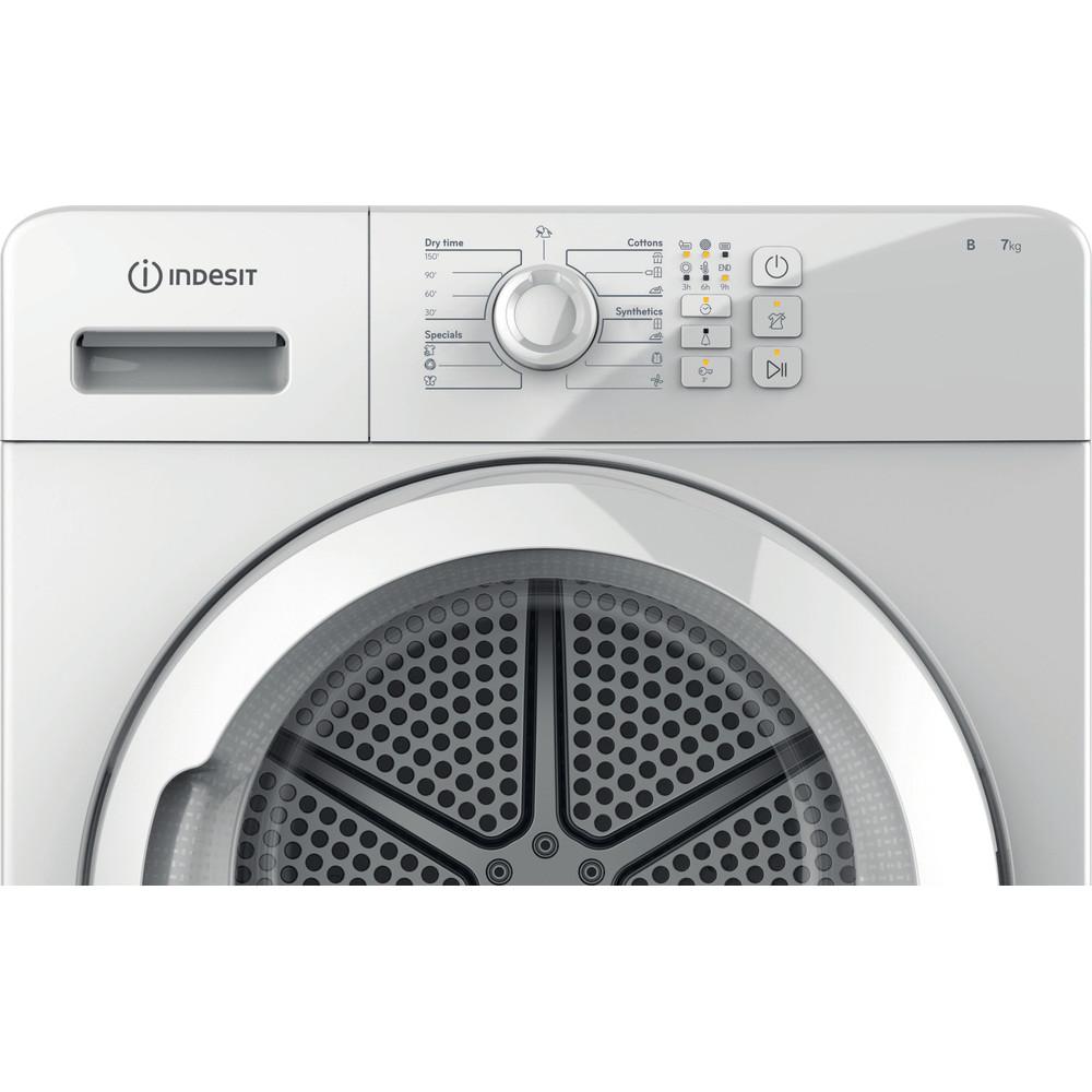 Indsit Dryr YT CM08 7B EU Alb Control panel