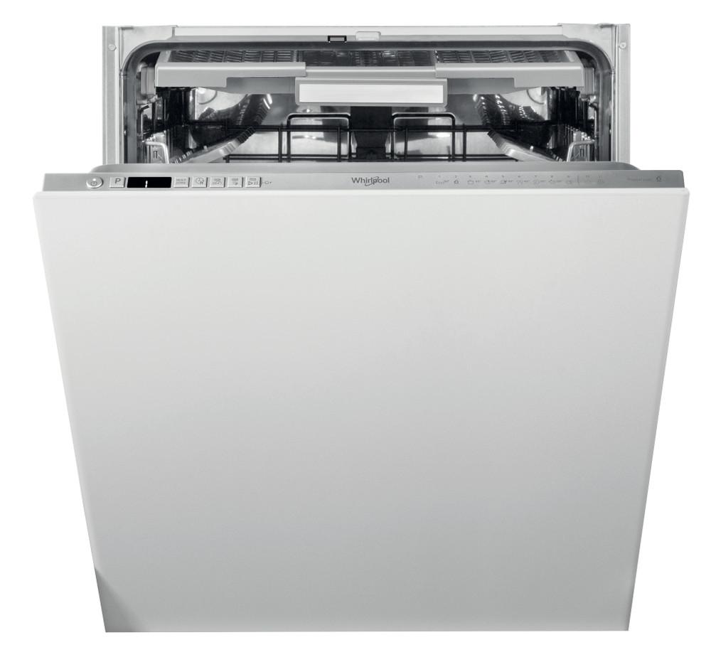 Whirlpool Astianpesukone Kalusteisiin sijoitettava WIO 3O33 PLE Full-integrated A+++ Frontal
