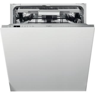 Whirlpool integrert oppvaskmaskin: farge stål, 60 cm - WIO 3O33 PLE