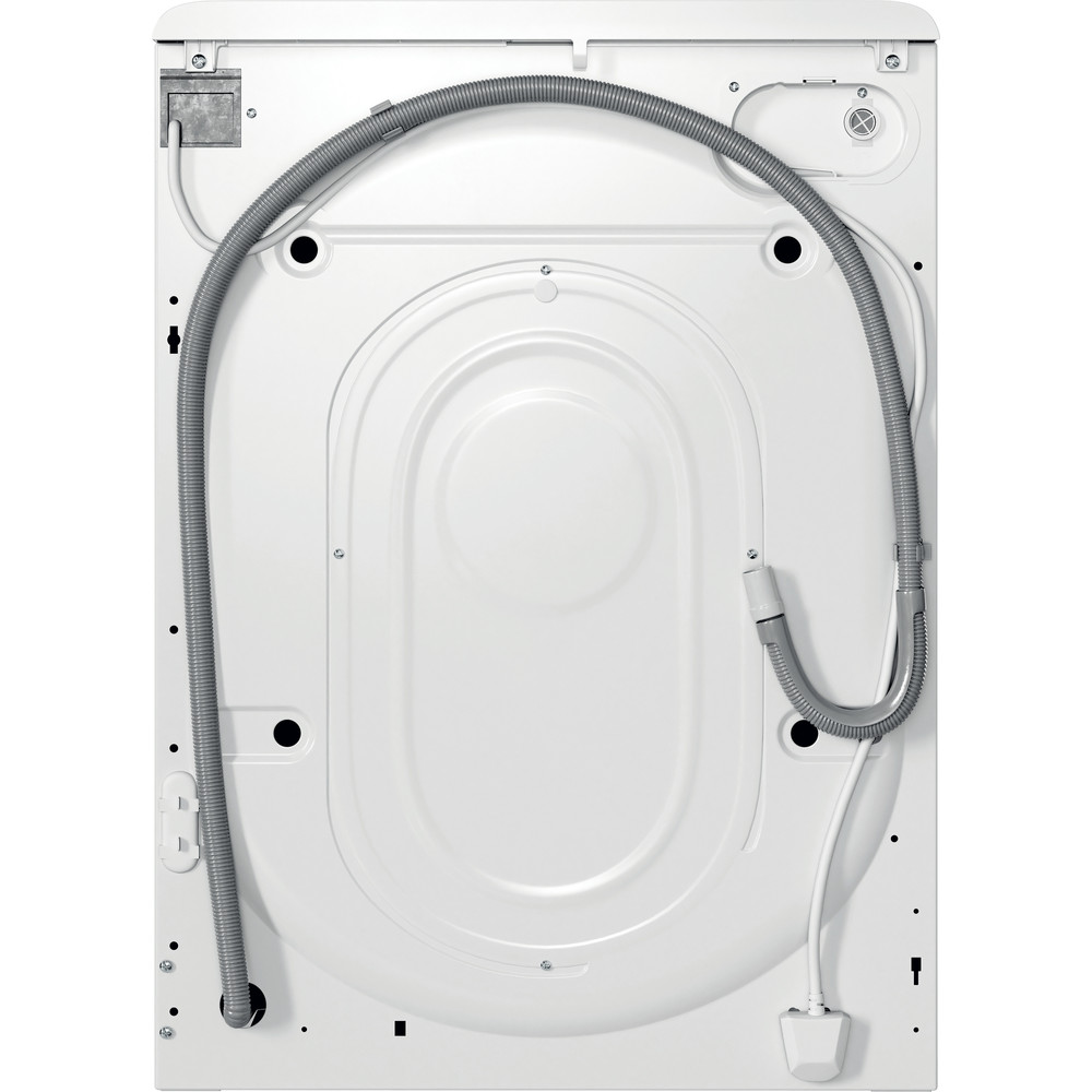 Indesit Lave-linge Pose-libre MTWSA 61252 W EE Blanc Frontal A+++ Back / Lateral