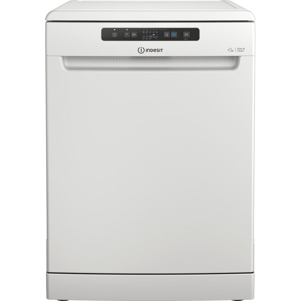 Indesit Dishwasher Free-standing DFC 2C24 UK Free-standing E Frontal