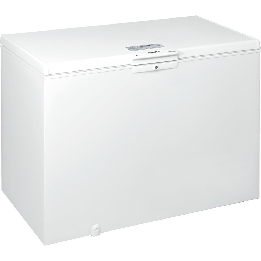 Whirlpool frysbox: färg vit - WHE3933 FO